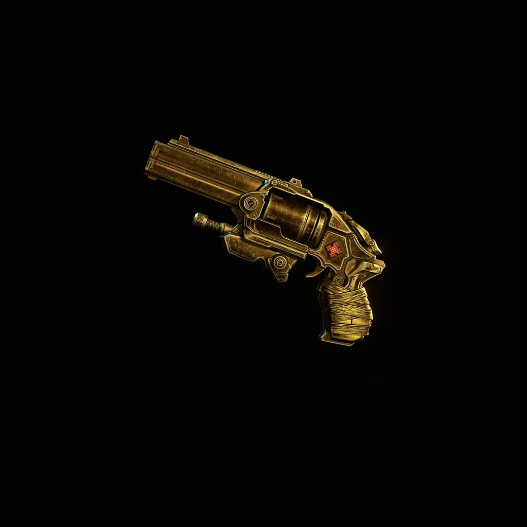 Golden Gun reward
