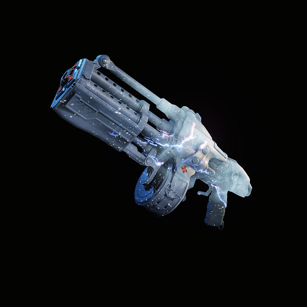 Frigid Blast Boomshot reward