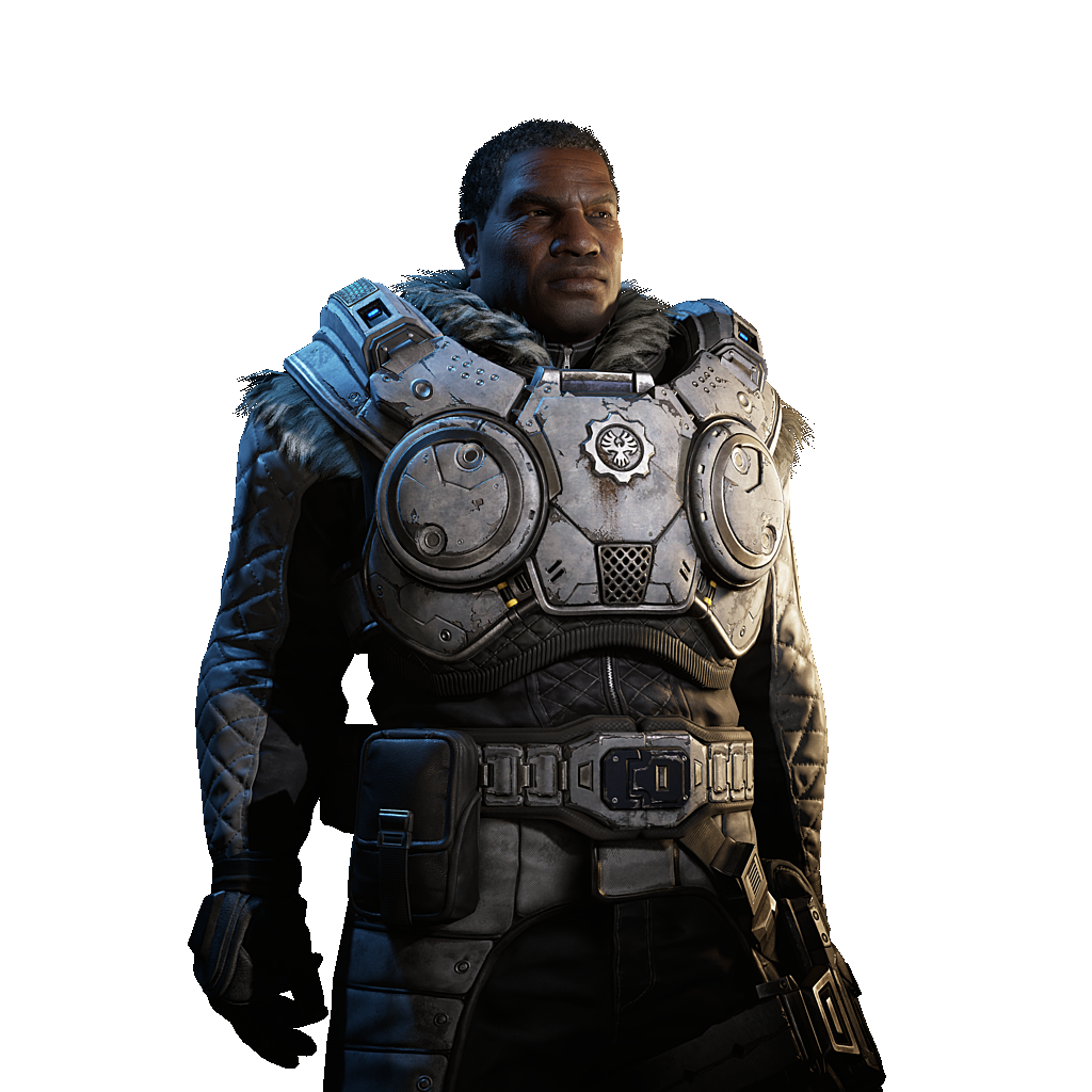 Winter Armor Cole reward