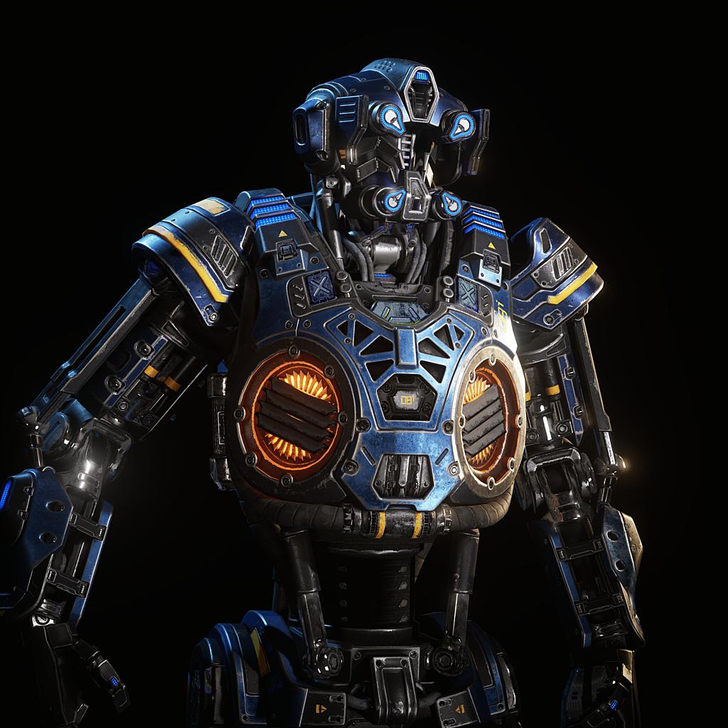 DR-1 Protector reward