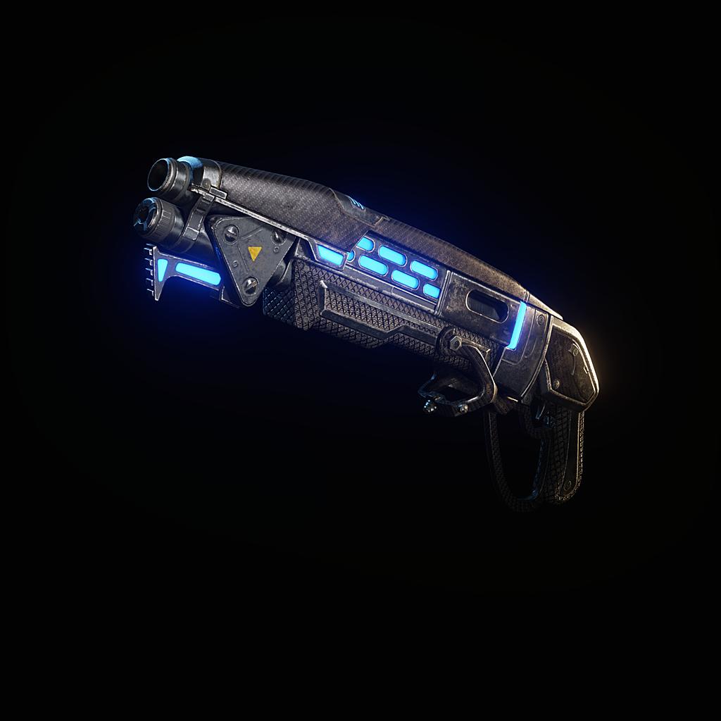 Onyx Guard Gnasher reward