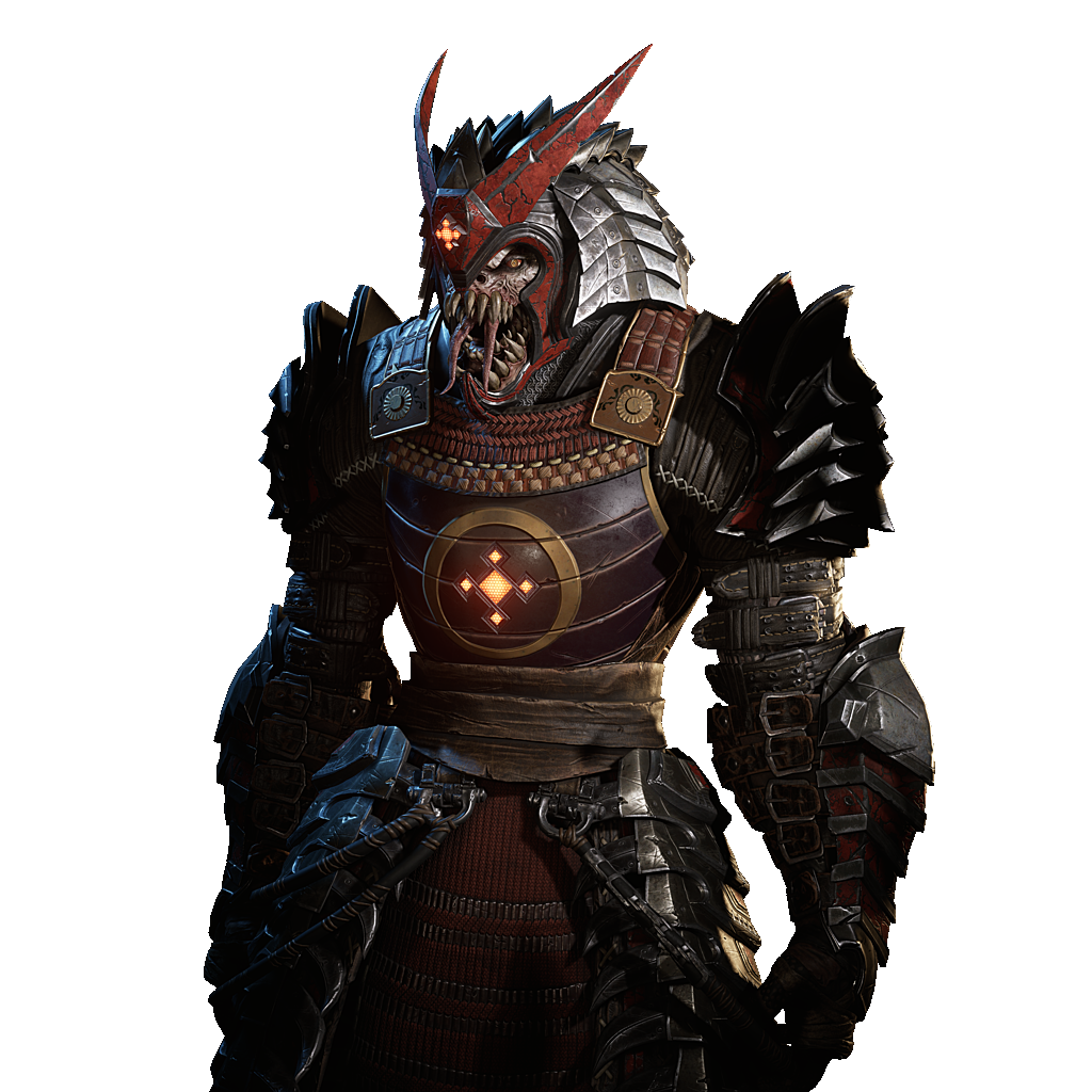 Armored Ronin Kantus reward