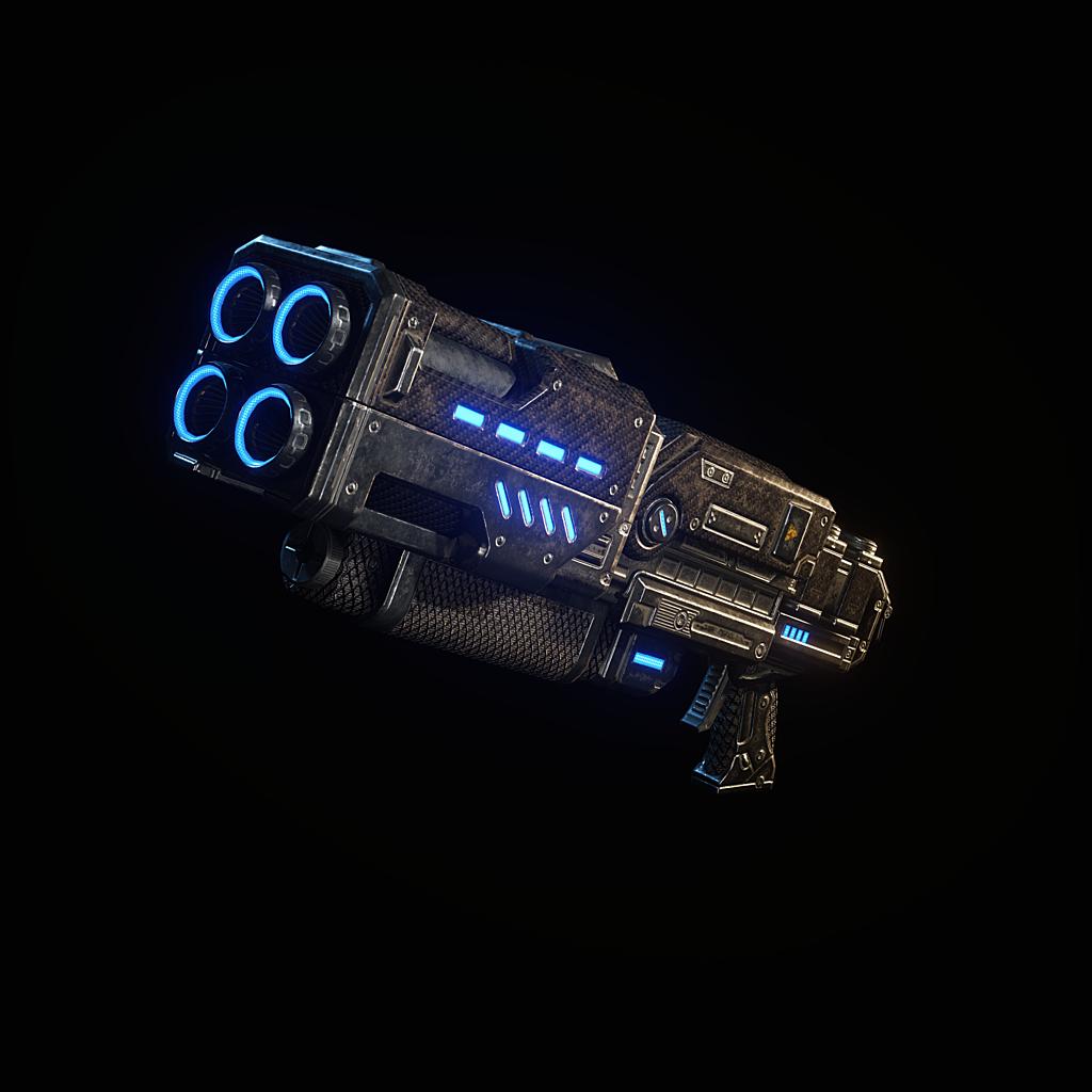 Onyx Guard Overkill reward