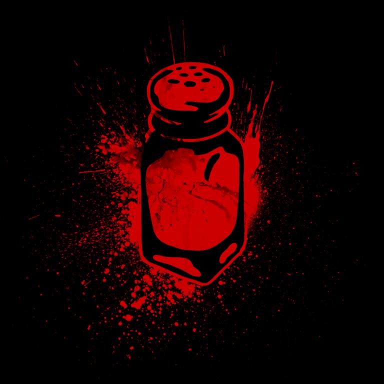 Salt Shaker Bloodspray reward