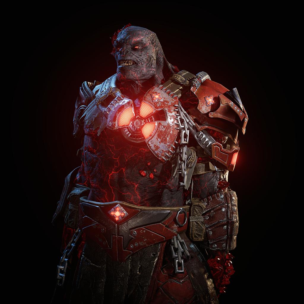 Blood Red Speaker reward