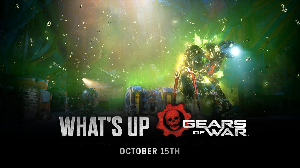 What's Up – October 15th 2019