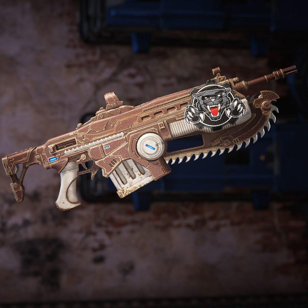 Thrashball Loadout Weapon Skin Set