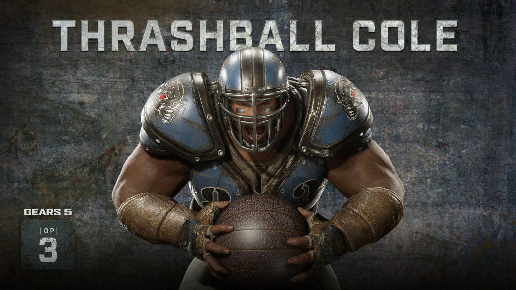 Thrashball Cole