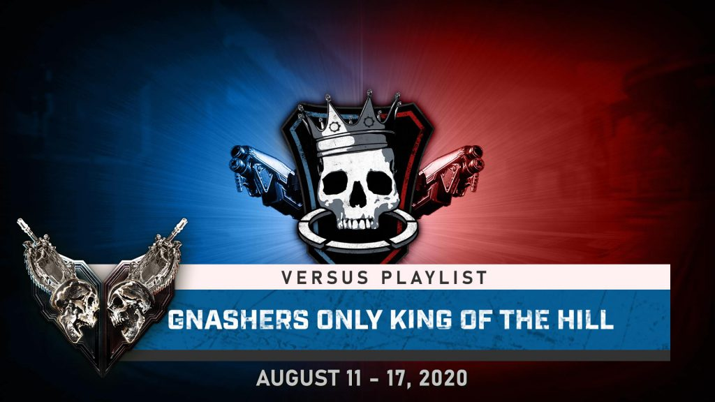 Gnashers Only King of the Hill until August 17, 2020