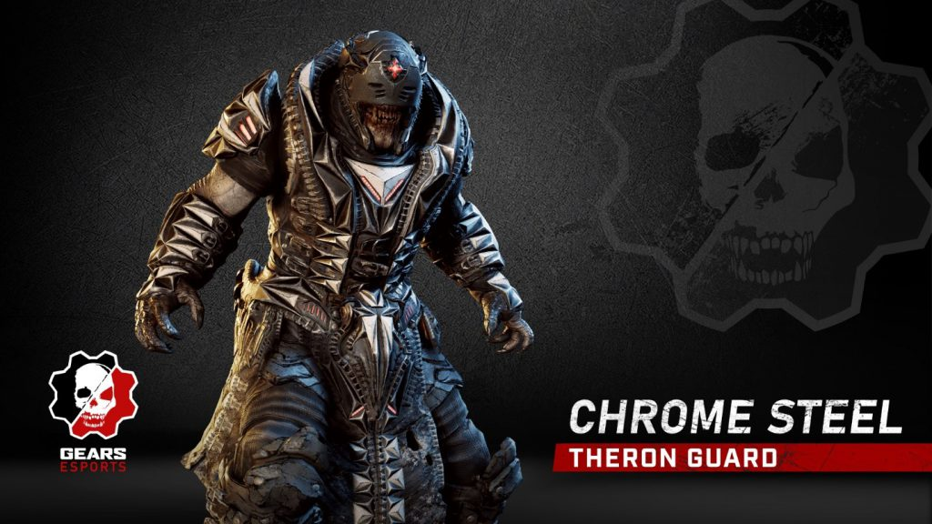 Chrome Steel Theron Guard