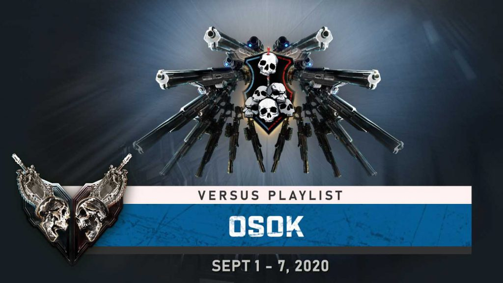 The featured versus playlist for the week of September 1, 2020