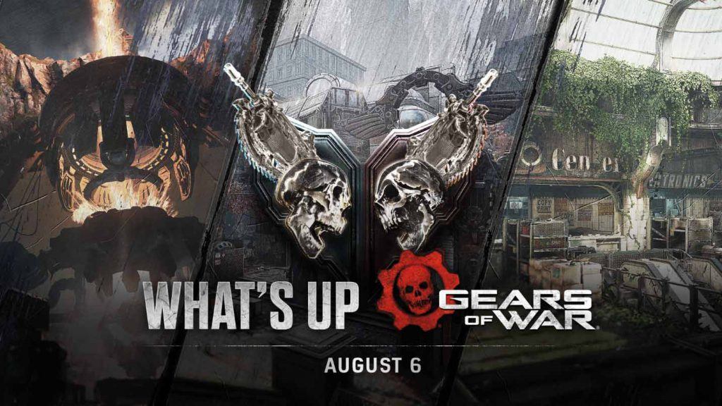 The What's Up Blogheader image for August 6, 2020