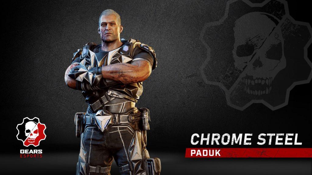 The Chrome Streel Paduk