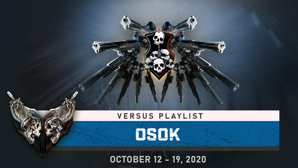 Weekly Versus Playlist: OSOK