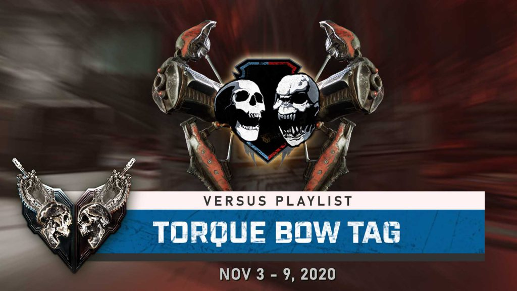 The Versus Playlist Torque bow Tage banner image