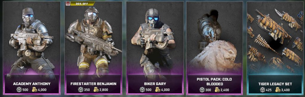 Featured store items for the week of Jan 26, 2021