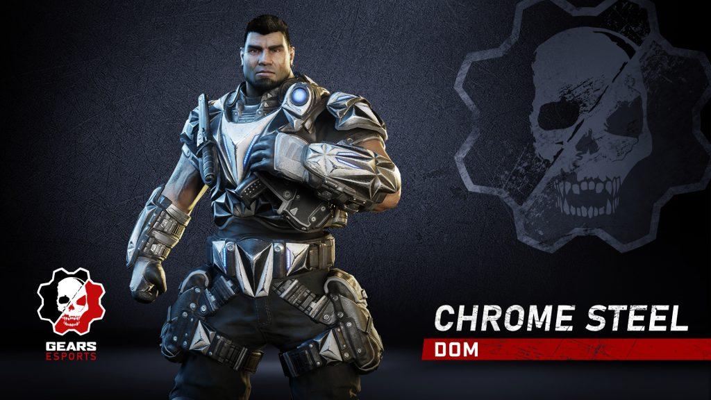 Chrome Steel Dom