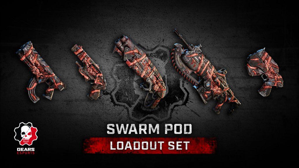 The Swarm Pod Loadout Set