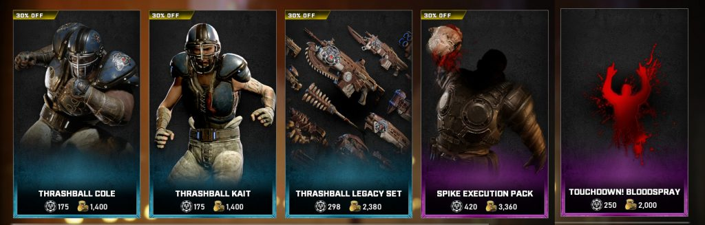 The featured store items beginning Sept 21, 2021