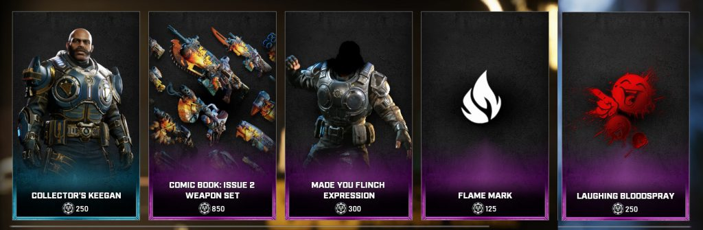The new store items beginning Sept 21, 2021