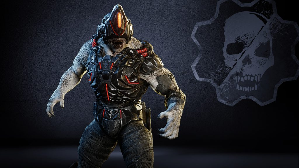 Black Steel Locust Beastrider